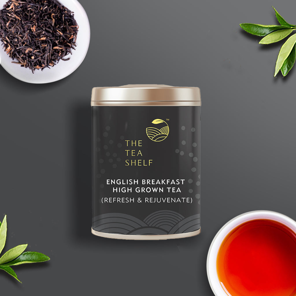 English Breakfast High Grown Tea - The Tea Shelf
