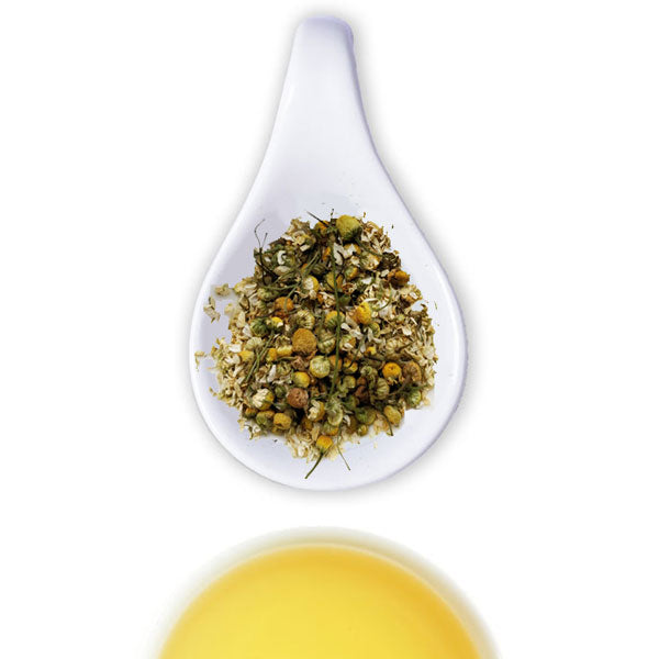 Pure Chamomile Herbal Tea - The Tea Shelf