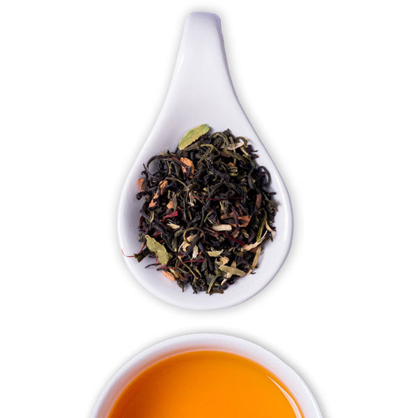 Kashmiri Saffron Kahwa Tea - The Tea Shelf