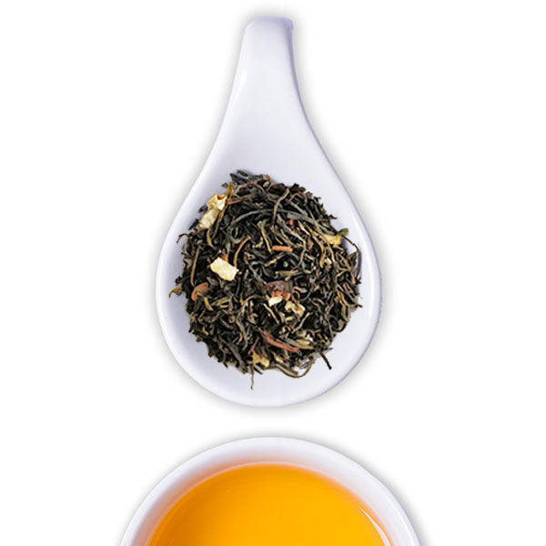 Pineapple Cinnamon Green Tea - The Tea Shelf