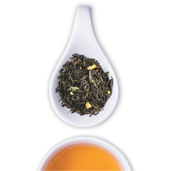 Mango Mint Green Tea - The Tea Shelf