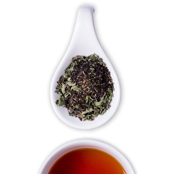 Chamomile Mint Black Tea - The Tea Shelf