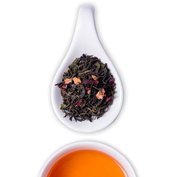 Hibiscus Cinnamon Tea - The Tea Shelf