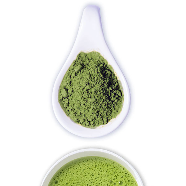 Lemongrass Matcha Green Tea - The Tea Shelf