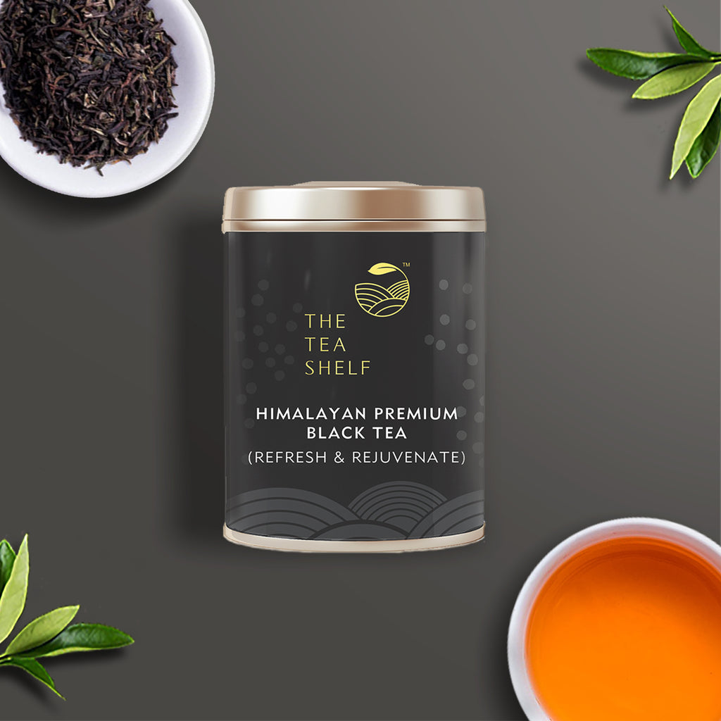 Himalayan Premium Black Tea - The Tea Shelf