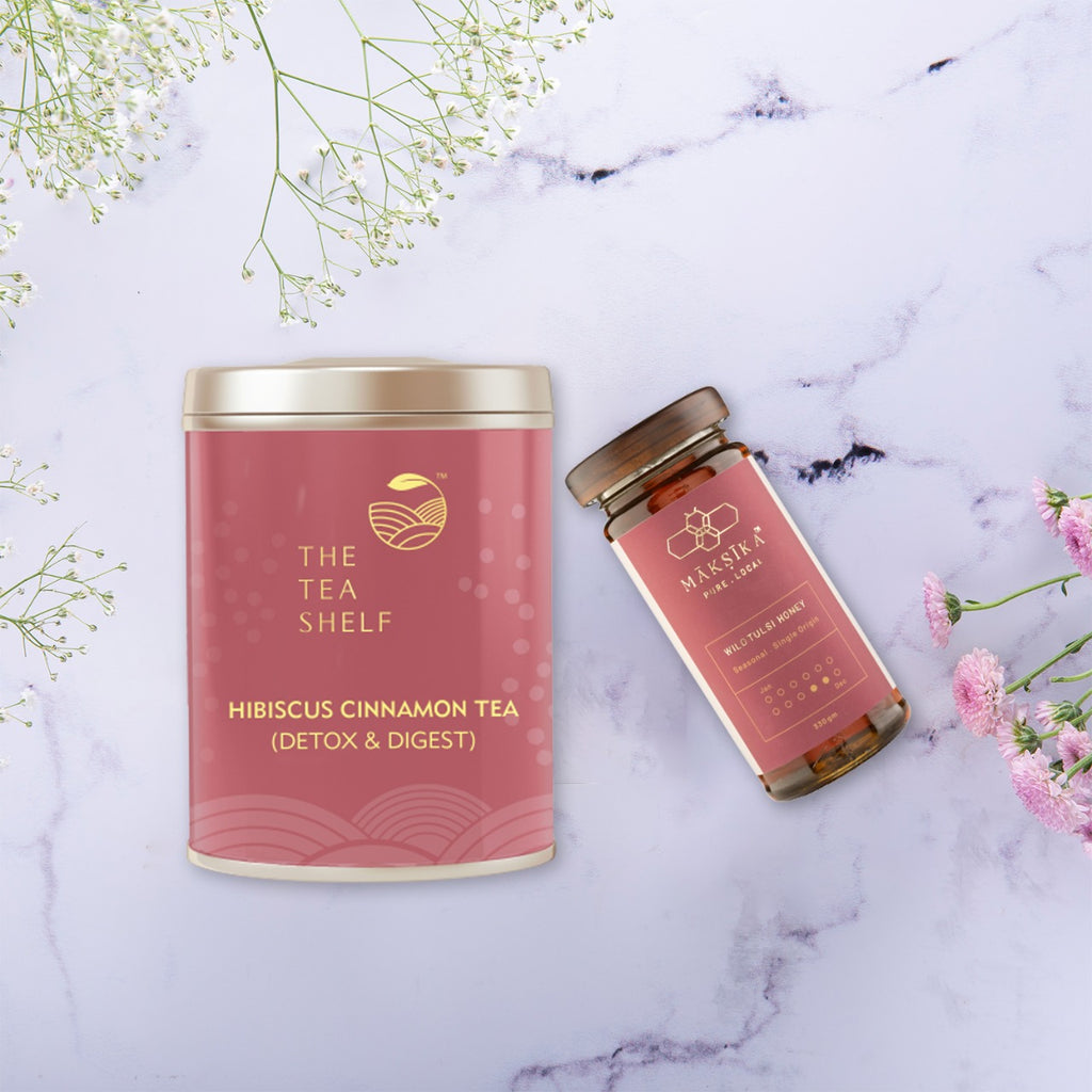 TTS x Maksika Honey (Premium) - The Tea Shelf