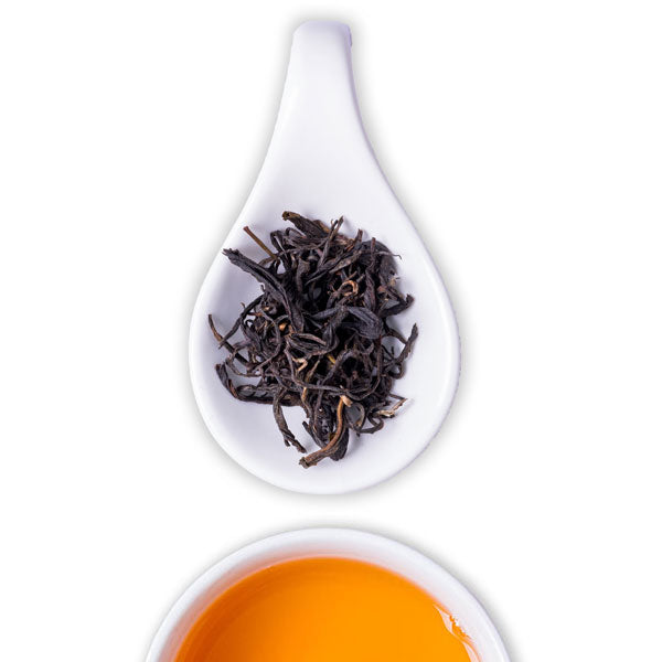 Golden Twirl Oolong Tea - The Tea Shelf