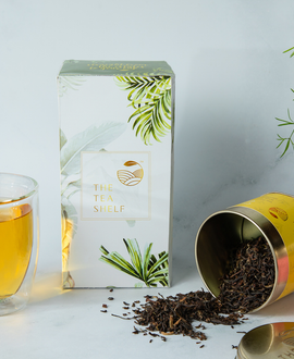 Palm - Tea Gift Box ( Pack of 2)