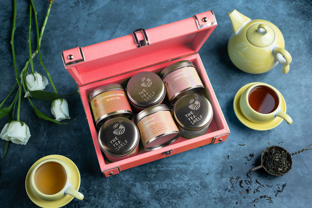 Collective Tea Gift Box - Pack of 6 - The Tea Shelf