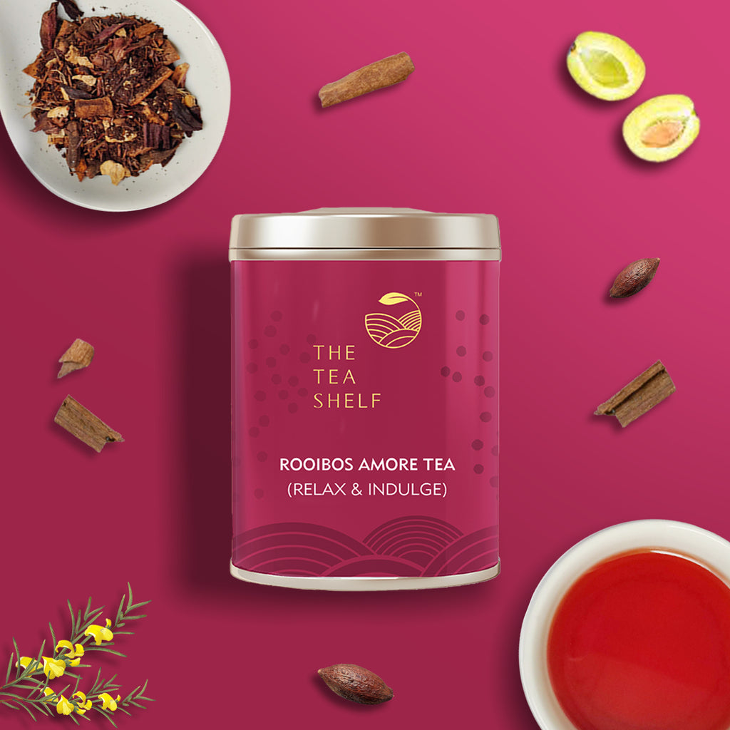 Rooibos Amore - The Tea Shelf