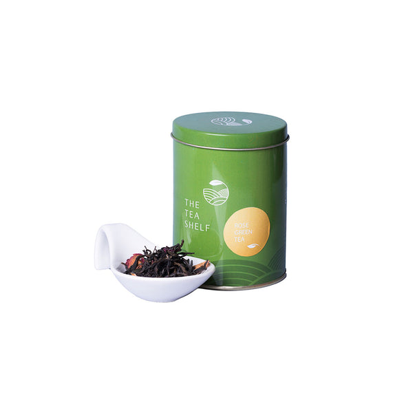 Rose Green Tea - The Tea Shelf