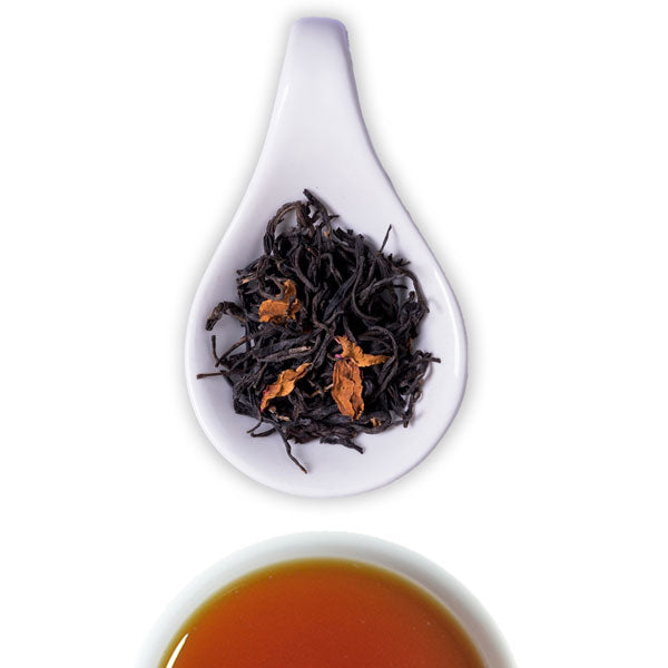 Rose Organic Black Tea - The Tea Shelf