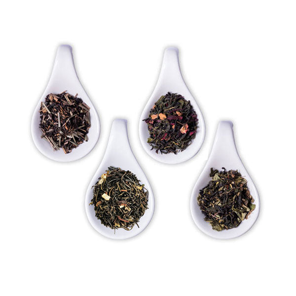 Detox with Tea Samplers - The Tea Shelf