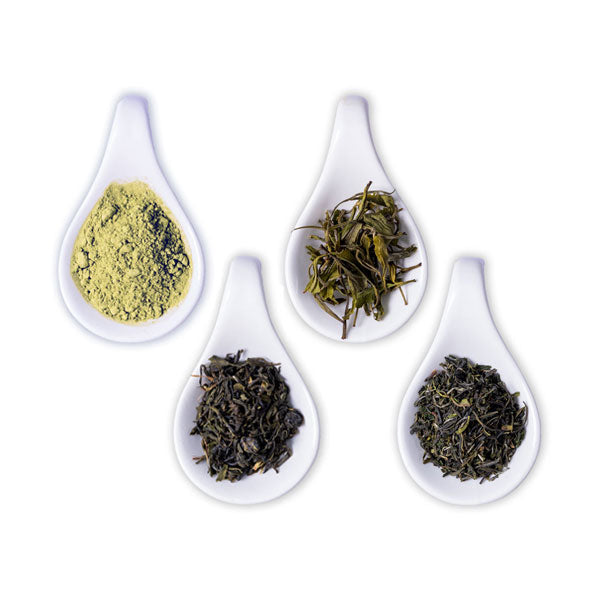 Green Tea Sampler - The Tea Shelf