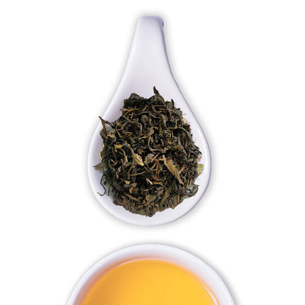 Tulsi Green Tea - The Tea Shelf