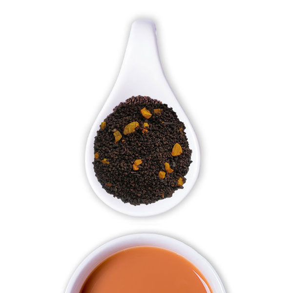 Turmeric Chai Tea - The Tea Shelf