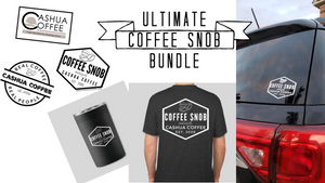 Ultimate Coffee Snob Bundle