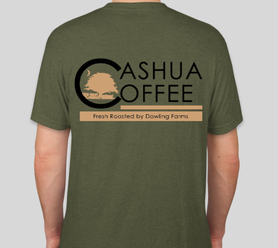 Cashua Coffee Logo T-Shirt