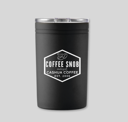 Coffee Snob Travel Mug