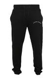 RIVERO ESSENTIAL SWEATPANTS BLACK