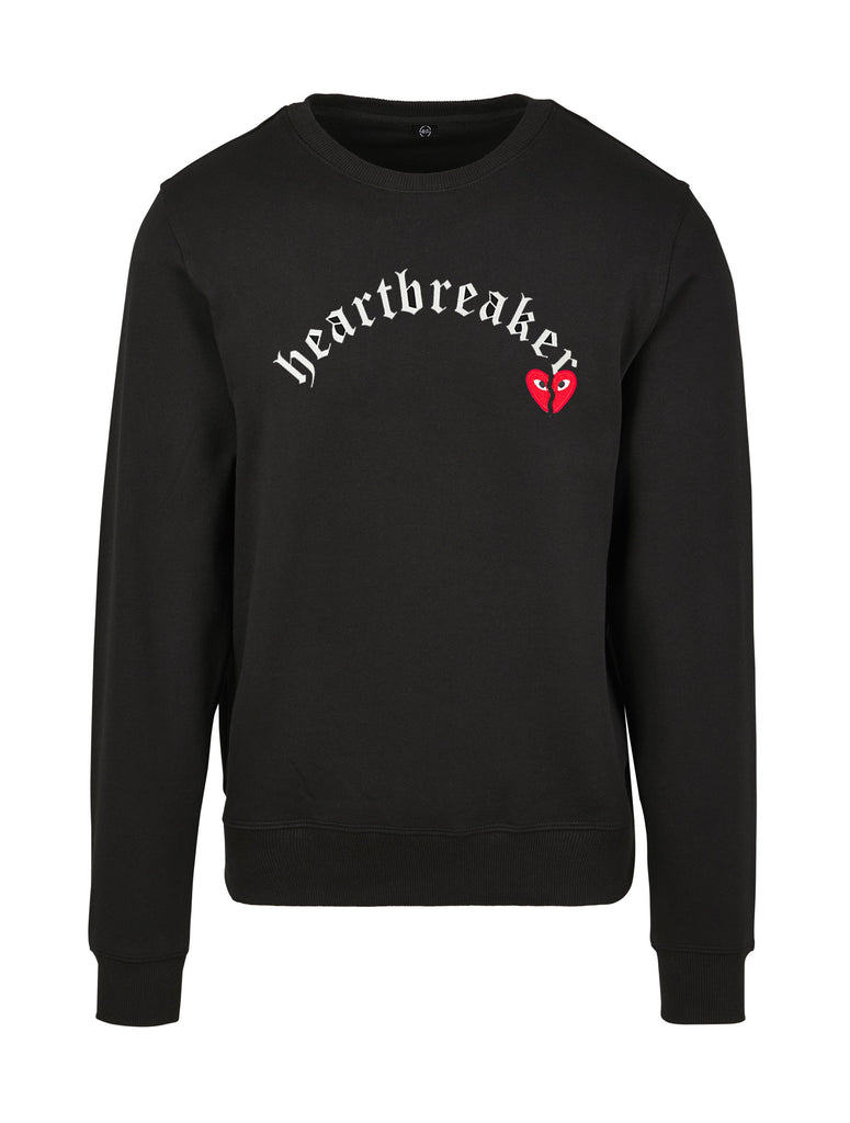 HEARTBREAKER CREWNECK BLACK