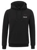 HEARTBREAKER HOODIE BLACK ON BLACK