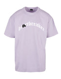 HEARTBREAKER OVERSIZED T-SHIRT LIGHT PURPLE SPECIAL