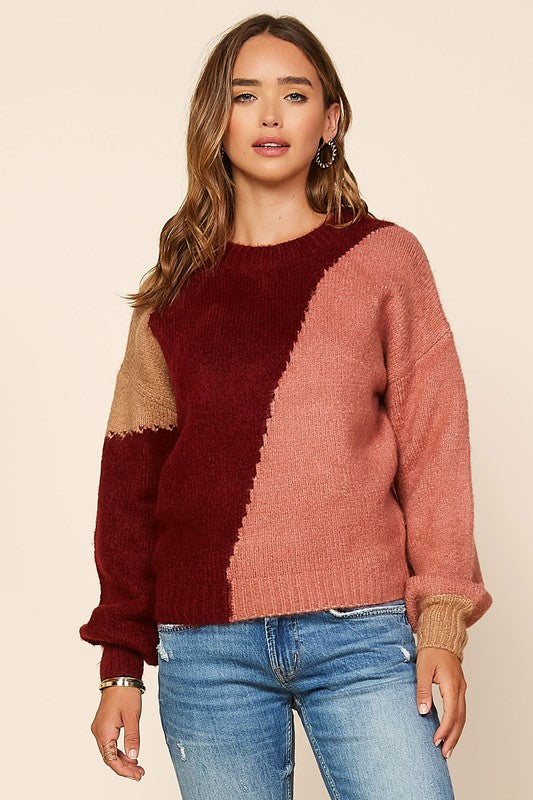 COOLER DAYS SWEATER