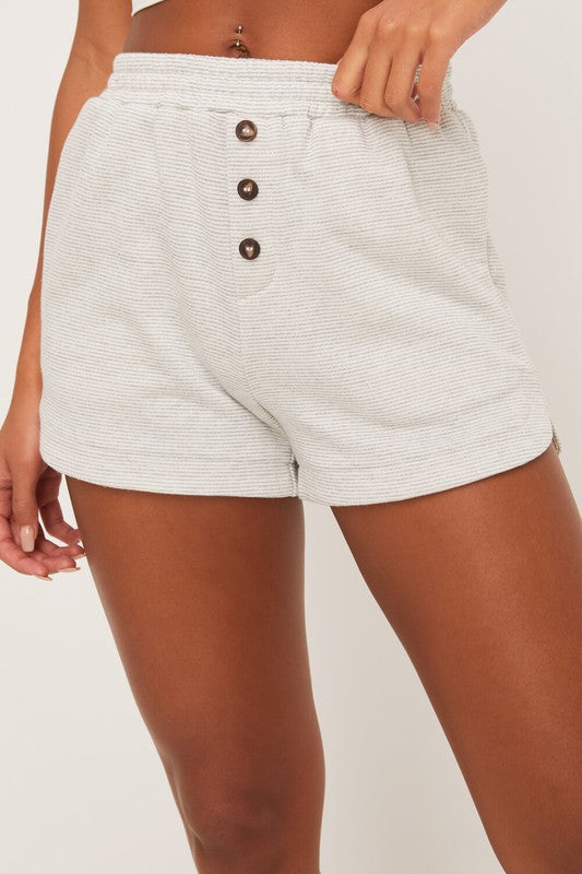 SWEET DREAMS KNIT SHORTS