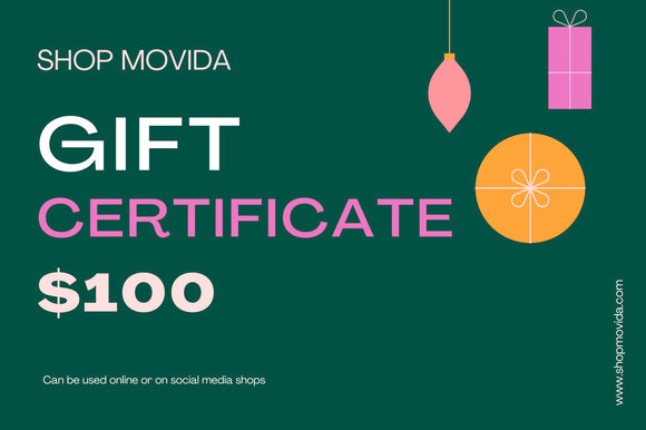 Shop Movida Gift Card $100