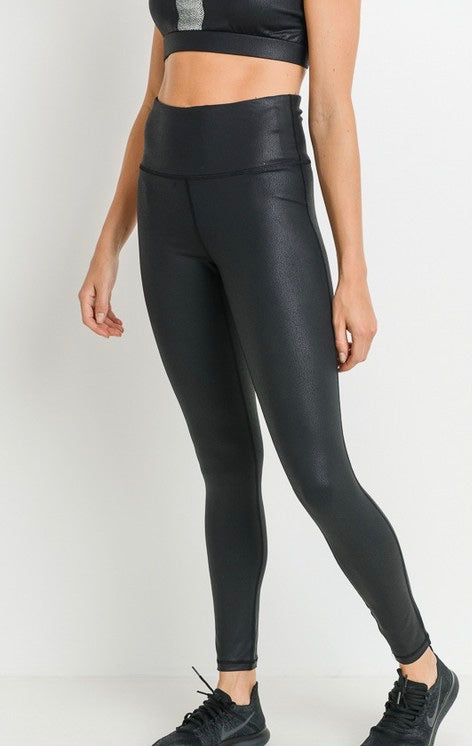 HIGHWAISTED LIQUID LEGGINGS