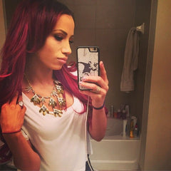 sasha banks cherry diva