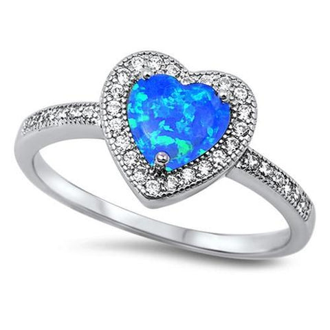 Opal Waters Ring