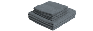 Towels | Steel grey