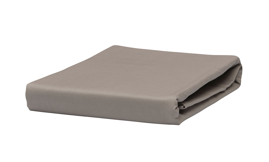 Høie | Sheet | Grey-beige | Flame retardant
