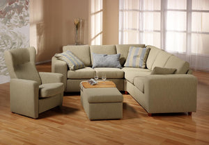 Modular sofa | Smart Series from FR Supply | Flame retardant