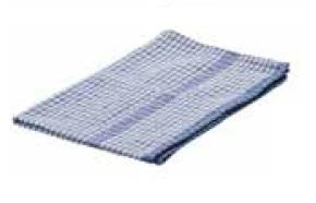 Kitchen towels | Blue/white
