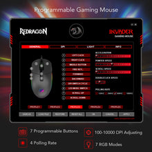 Load image into Gallery viewer, INVADER M719 Gaming Mouse