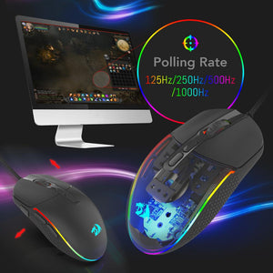 INVADER M719- 125Hz Polling Rate