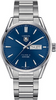 TAG Heuer Carrera Swiss Automatic Blue Dial Stainless Steel  Mens Watch