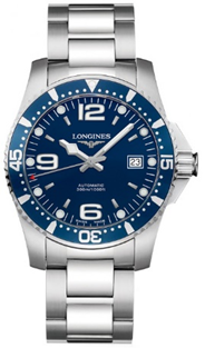 Longines Hydroconquest Automatic 39 mm   Mens Watch