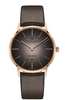 Hamilton Intra-Matic Brown Automatic  Mens Watch
