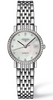 Longines Elegant Collection White Mother-of-Pearl  Ladies Watch