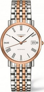 Longines Elegant 2-Tone  Ladies Watch