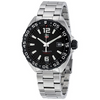 TAG Heuer F1 41mm Quartz Black Dial Stainless Steel  Mens Watch