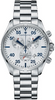 Hamilton Khaki Pilot Chronograph Quartz Silver  Mens Watch