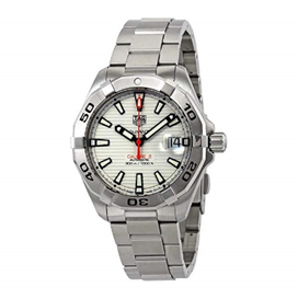 TAG Heuer Aquaracer White Dial  Mens Watch