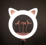 CAT RING LIGHT