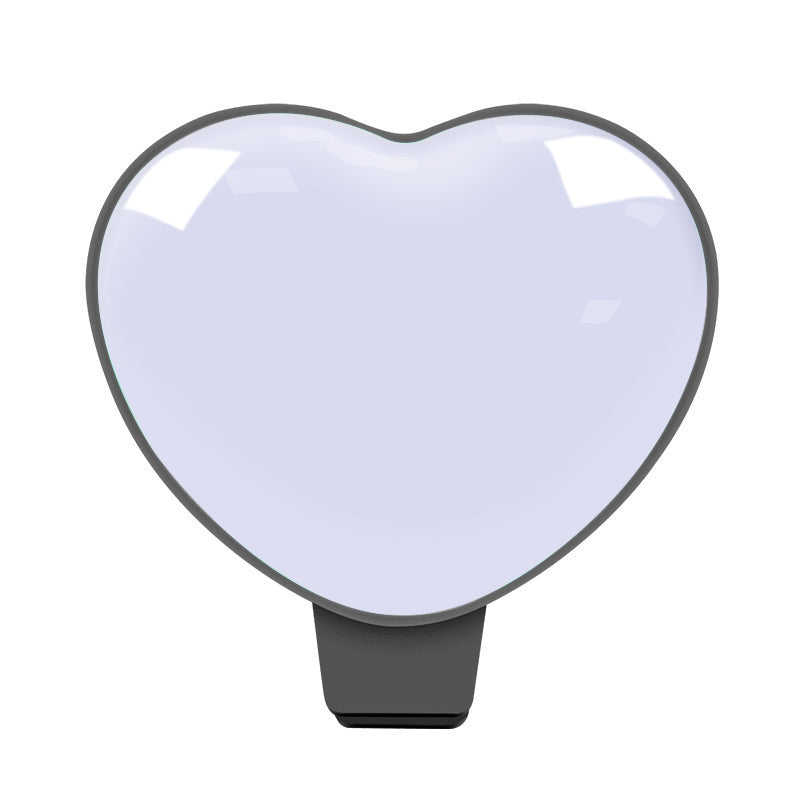 Baby Kawaii Lighting Heart Light (RK47S) 70mm Heart Shaped Dimmable LED mobile light