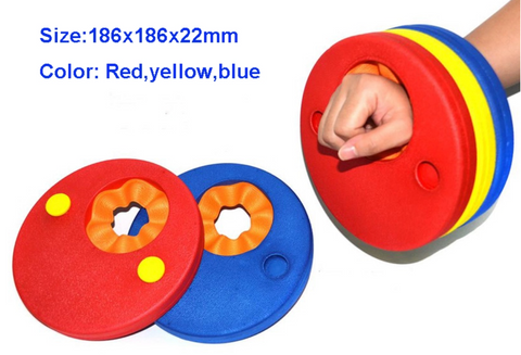 foam disc armbands